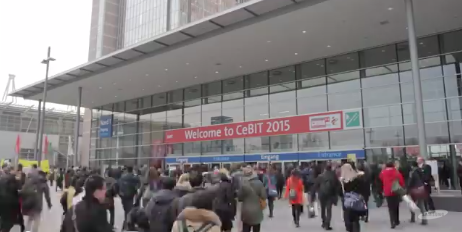 Samsung Business on CeBIT 2015