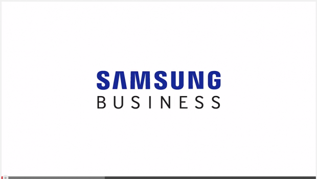 Samsung-Auftritt on the CeBIT 2015
